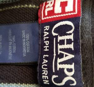 😎2/$40🍍CHAPS Ralph Lauren shirt